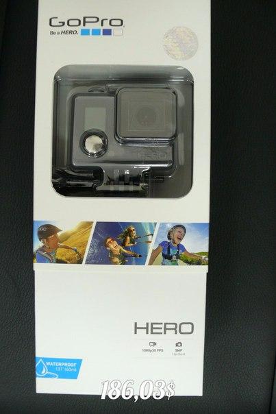КамROWера начального уровня HERO