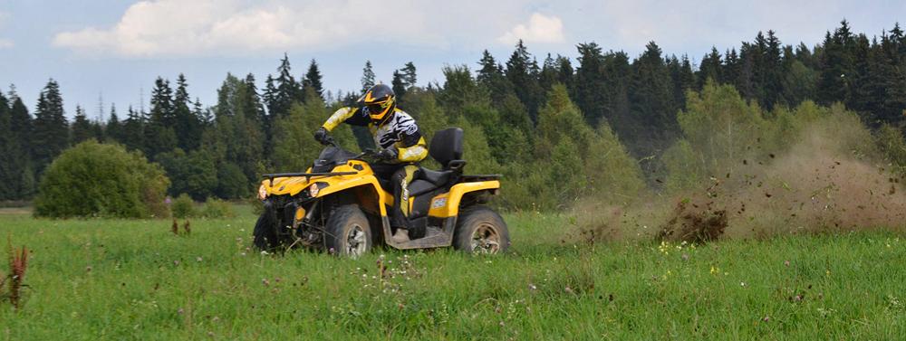 Outlander MAX 450/570 DPS