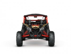 2017 Maverick X3 X rs TURBO R Gold and Can-Am Red_front_jpg