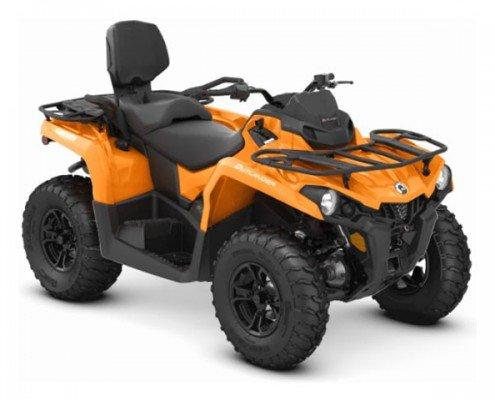 Квадроцикл OUTLANDER MAX DPS 570