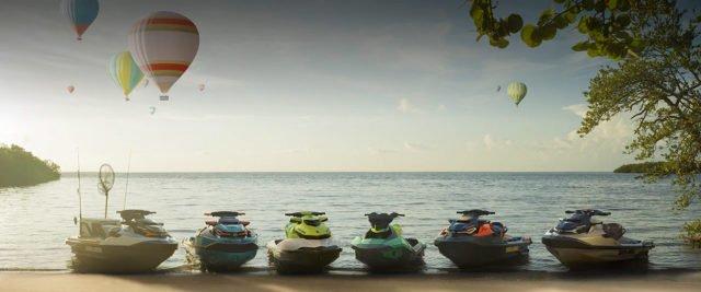sea-doo line up 2019