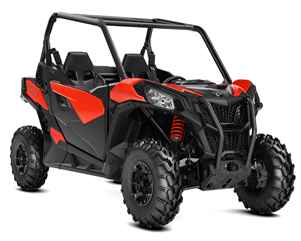 Maverick Trail DPS 800 Black & Can-Am Red — 15 000 EUR*
