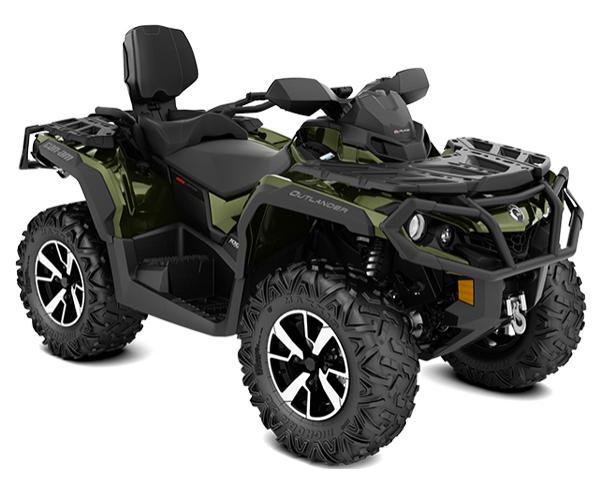 Outlander Max 1000R LTD Boreal Green — 17 990 EUR*