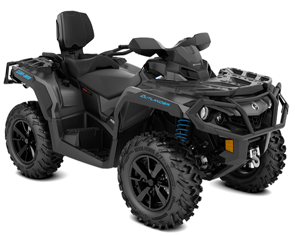 Outlander MAX 650 XT Iron Gray &  Octane Blue - 14 000 EUR*