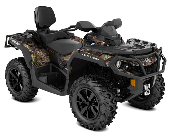 Outlander MAX 650 XT Mossy Oak Breack-up Country Camo —14 000 EUR*