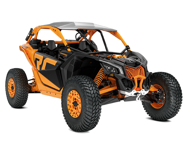 Maverick X3 X RC Turbo RR Orange Crush — 33 250 EUR*