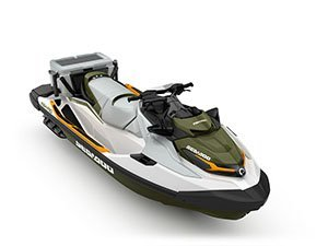 FISH PRO 170hp White/ Night Green - 17 800 EUR*